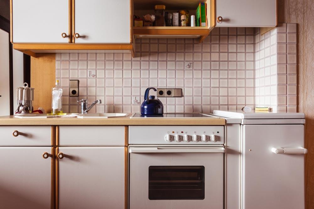 Alte Küche entsorgen Titel